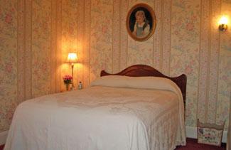 Corner Bed Headboard around the corner bed and breakfast: second floor